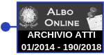 Albo pretorio da 1/2014 a 190/2018