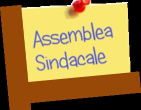 Assemblea sindacale di Istituto del 15 maggio 2019