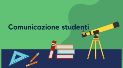 ISCRIZIONI DEGLI STUDENTI INTERNI PER L'ANNO SCOLASTICO 2021/22